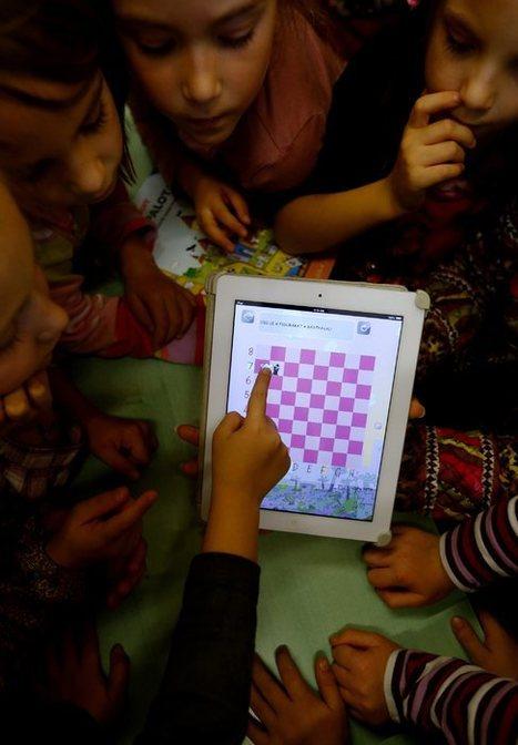 Aprender a darle al 'off'. Pediatras recomiendan limitar la exposición infantil a las pantallas   Apasionadas por la salud y lo natural   Scoop.it