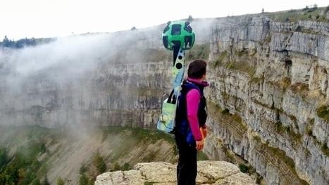 Google va fournir des vues des sentiers alpins | Actu et Tendances Tourisme | Scoop.it