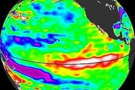El Nino pattern intensified by climate change: study | Common Placebook | Scoop.it