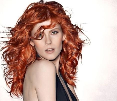 Si ansías elevar el calor de tu color de cabello, echa una mirada a los tonos de rojo - BELLEZA PURA | Cortes y Peinados | Scoop.it