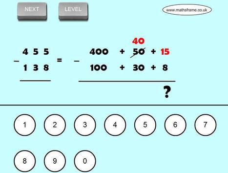 Free Mathsframe Interactive Whiteboard Teacher Resources | Quadros Interactivos Multimédia no processo de ensino-aprendizagem | Scoop.it