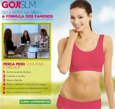 Goji Slim Revisão - Demo Grátis   Get Weight Loss Best Supplement   Scoop.it