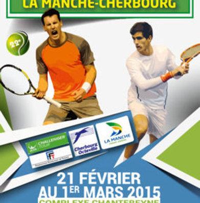 Sport/Tennis: Challenger la Manche-Cherbourg 2015 détails ! - Cotentin webradio actu buzz jeux video musique electro  webradio en live ! | Les news en normandie avec Cotentin-webradio | Scoop.it