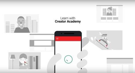 YouTube aide ses vidéastes à créer du contenu de qualité | Actualité Social Media : blogs & réseaux sociaux | Scoop.it