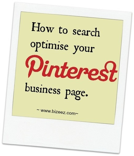 How to search optimise your Pinterest business account | How to Pinterest, How to Twitter,  How to do something, How to fix something, How to tips | Scoop.it
