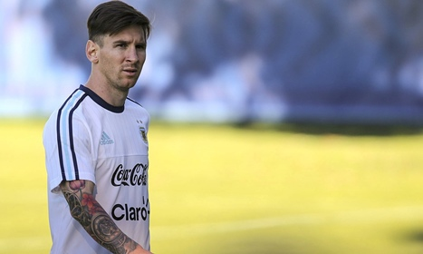 Lionel Messi to face trial over alleged €4.1m tax fraud - The Guardian | AC Affairs | Scoop.it
