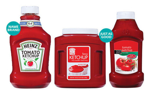 Can Store-Brand Ketchup & Mayonnaise Ever Taste As Good As Your Brand-Name Faves? | Department | Scoop.it