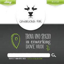 Boom del coworking, è online il nuovo motore di ricerca - Il Sole 24 Ore | Coworking DEW | Scoop.it