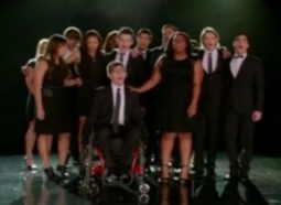 "WATCH: ""Glee"" 'Seasons of Love' Cory Monteith Tribute Video ... 