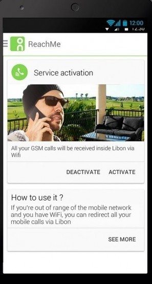 Libon permitirá recibir llamadas al móvil sin necesidad de tener cobertura | Entorns Virtuals d'Aprenentatge i Recursos Educatius WEB 2.0 | Scoop.it