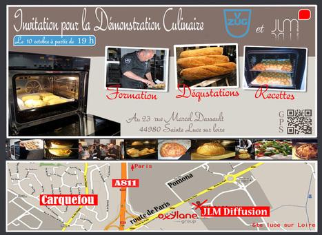 Présentation culinaire JLM DIffusion - Actualités électroménager - | Les grandes marques de l'électroménager | Scoop.it