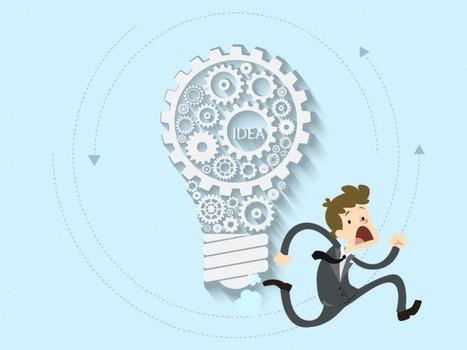 L'innovation est-elle effrayante ? | HeureuxQuiCom' | Scoop.it