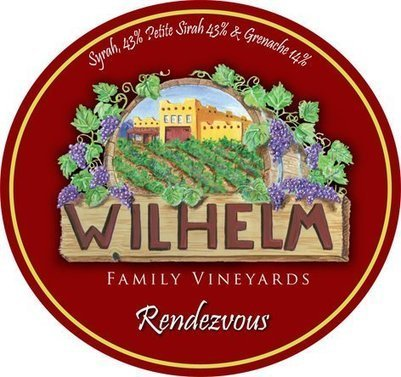 NV Wilhelm Family Vineyards Rendezvous Red 750 mL   Review Best Wines Online   Scoop.it