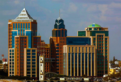 Bangalore's attractive buildings – gifts of Realty Industry | Property Reviews, Rating | Scoop.it