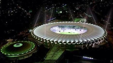 Twitter / M0tivacionesF: Estadio Maracaná, en éste ... | Mundialfutbol | Scoop.it