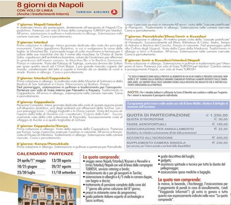 Pellegrinaggio Turchia | Pellegrinaggi di Fede | Scoop.it