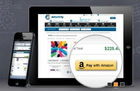 Amazon v PayPal: Amazon Opens its Payment System to Online Businesses - Magnetic Cashflow | Business Growth | Scoop.it