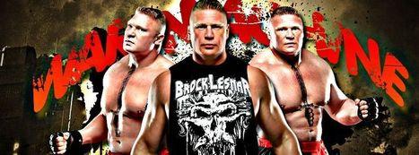 WWE Superstar Brock Lesnar Facebook Cover   GamerCoversForFacebook   Scoop.it