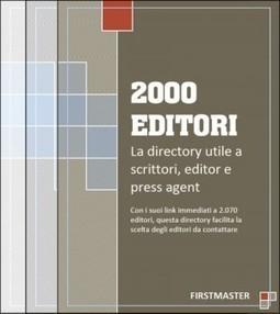 Free ebook: la guida agli editori italiani – Il magazine di FirstMaster   FirstMaster   Scoop.it