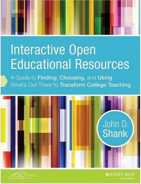 The Handbook for Interactive Open Educational Resources | Teaching with Technology k-12 | Scoop.it