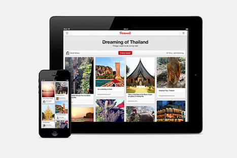 The Savvy Traveler's Guide to Pinterest | business travel | Scoop.it