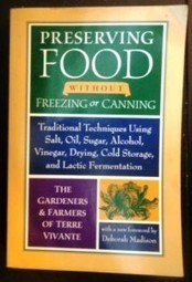 Book Review - Preserving Food Without Freezing or Canning - Gardening Jones | Gardening | Scoop.it
