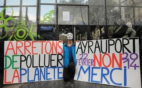 A Nantes, l'accord entre le PS et EELV repousse le projet d'aéroport de Notre-Dame-des-Landes | Non à l'aéroport à Notre Dame des Landes #NDDL | Scoop.it