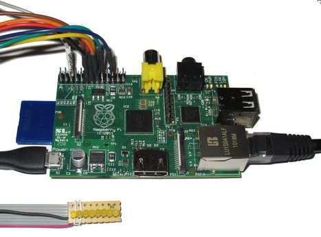 Using the Raspberry Pi IO Pins | Raspberry Pi | Scoop.it