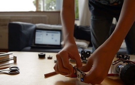 Lego-like building blocks help kids become 'Internet of Things' engineers - Telegraph.co.uk | Edtech PK-12 | Scoop.it