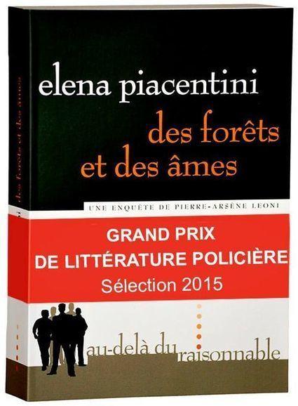 Des forêts et des âmes dans la sélection officielle du Grand Prix de Littérature Policière | Texte clos, palimpseste et littérature policière | Scoop.it