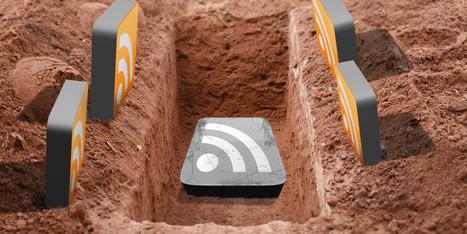 Is RSS Dead? A Look At The Numbers | Outils et  innovations pour mieux trouver, gérer et diffuser l'information | Scoop.it