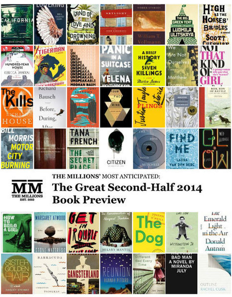 Most Anticipated: The Great Second-Half 2014 Book Preview - The Millions | Illustration Cloud - in the wild | Scoop.it