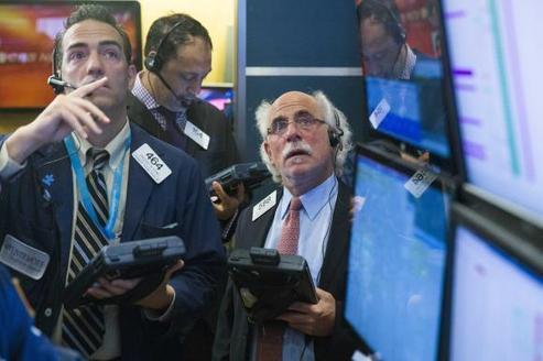 Stocks fall, bonds rise on Hong Kong unrest
