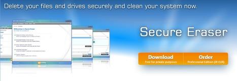 #SecureEraser > Borrar información definitivamente de nuestro ordenador por @luz_tic | Pedalogica: educación y TIC | Scoop.it
