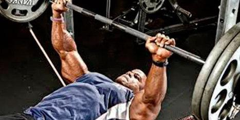 Press banca. Potencia e implicación muscular | Salud, deporte y bien estar | Scoop.it