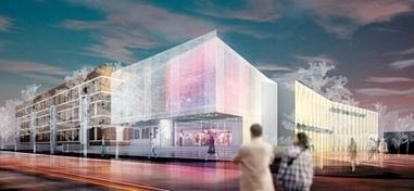 La nouvelle bibliothèque Marc-Favreau : L'«estradinaire appartemanteau» de Sol | Le Devoir (abonnés) | ABCDaire : architecture, bibliothèque, culture, design | Scoop.it
