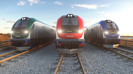 Three US states order Charger locomotives   Global railway news   Scoop.it