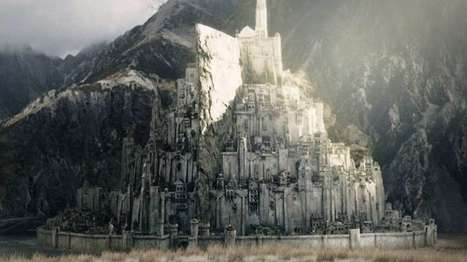 """Plan hatched to build """"Lord of the Rings"""" city in England 