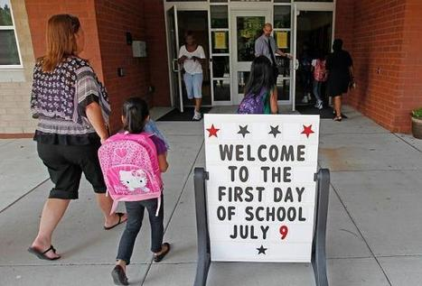 All Day, Every Day: The Pros and Cons of Year-Round Schools | Year round school | Scoop.it