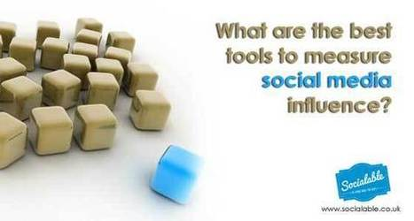What are the best tools to measure social media influence? | SocialMedia_me | Scoop.it
