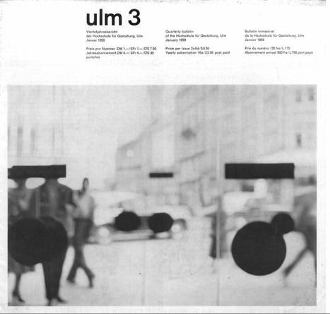 Ulm - Monoskop | recherche et enseignement en design graphique | Scoop.it