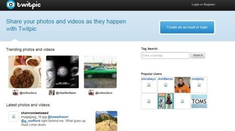 Twitpic va finalement fermer, voici comment sauvegarder vos photos | French Digital News | Scoop.it