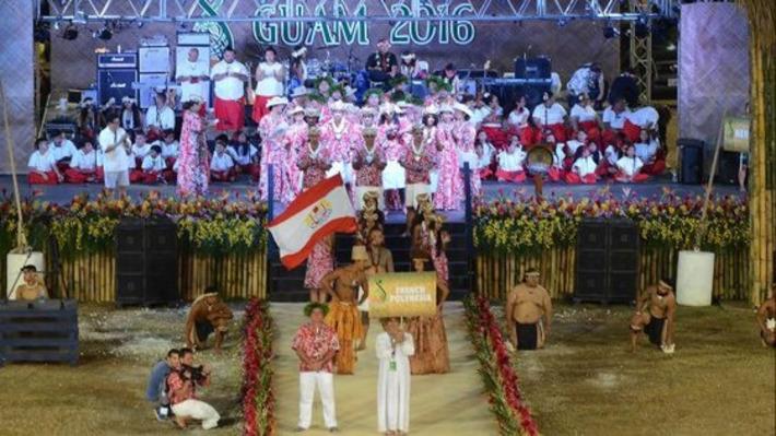 50 polynésiens au Festival des Arts du Pacifique à Guam | polynésie 1ère | Océanie | Scoop.it
