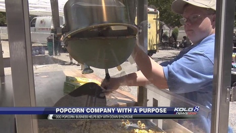 Popcorn Company Gives Boy With Down Syndrome Valuable Life Experience - KOLO | Psicologia y Discapacidad | Scoop.it