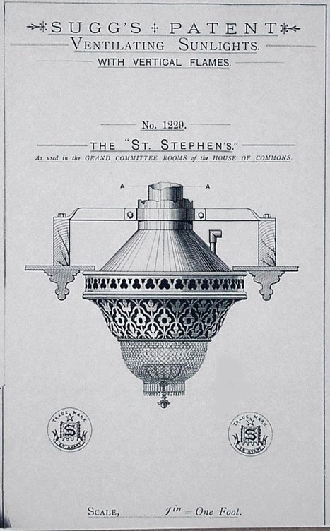 "Comment on Ventilating Lamps and ""Sun Burners"" and Updraught Ventilation. by Chris Sugg 