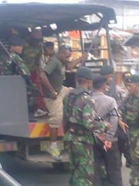 Police Action Disband KNPB in Jayapura West Papua   HOLANDIA NEWS   Free West Papua News   Scoop.it