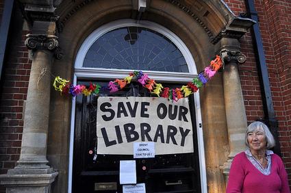 Une bibliothèque britannique démantelée au milieu de la nuit   Brèves de bibliothèque(S)   Scoop.it