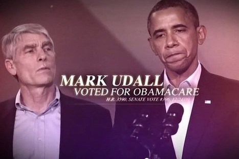 Photo Of Obama In Conservative Attack Ad Is Photoshopped From Hospital Trip After Aurora Shooting | Daily Crew | Scoop.it