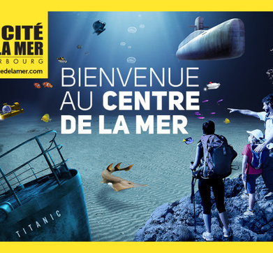 #Culture: Découvrez en plus sur La Cité de la Mer a #Cherbourg ! #Titanic - Cotentin webradio actu buzz jeux video musique electro  webradio en live ! | Les news en normandie avec Cotentin-webradio | Scoop.it