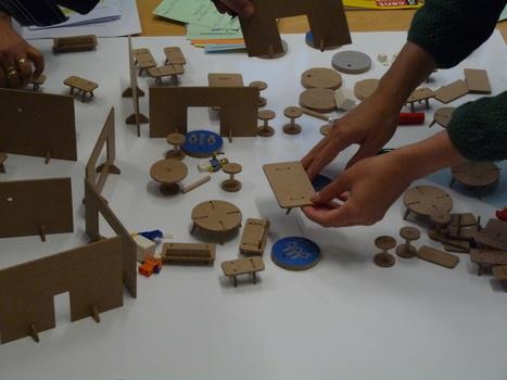 Comment un Fab-Lab peut favoriser un renouveau pédagogique ? - APPRENDRE AUTREMENT   DNL & TICE   Scoop.it